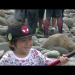 大野川漁協主催:鮎釣り教室2018
