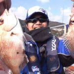 海釣り公園は冬でも熱い!いろんな釣り方でいろんな魚をGET!/四季の釣り/2013年12月20日OA