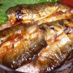 鮎の蒲焼丼作ってみた!めちゃウマ! シンプルで簡単。鮎の蒲焼の作り方。 びっくりうまい鮎料理! 土用の丑の日。男の料理。レシピ。