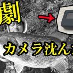 悲劇!湖にカメラが沈んでいった…☆オーマイガー!