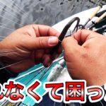 釣れない時はネコリグでしっぽりと #バス釣り