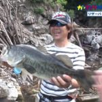 [ガッ釣り関西]第4回放送:京都府・日吉ダム ブラックバス