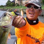 霞ヶ浦でバス釣り!ボトムアップ「ビーブル」を絶好のポイントで投げると?JBトップ50選手の練習に密着 #バス釣り #霞ヶ浦