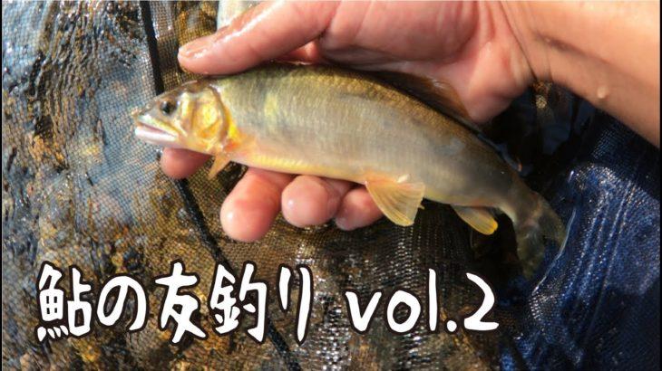 【鮎掛け】vol.2真夏の長良川鮎釣り