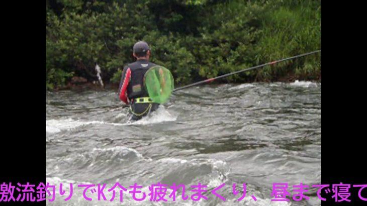 2019年7月22日 米代川鹿角比内鮎釣りブログ