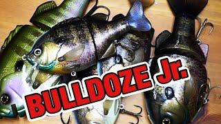 デプス2019仕様の「ブルドーズJr 」を開封! #バス釣り #デプス #ブルドーズJr.
