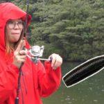【バス釣り】ゲーリーの4インチグラブでバス釣りすると楽しかった