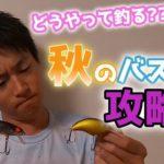 【超解説】秋のバス釣り攻略法【GYANglers九州】