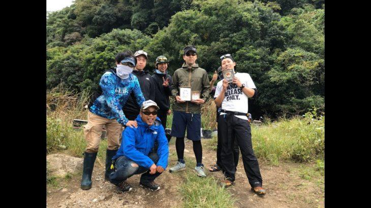 2019年10月8日 九州遠征バス釣り(グリーンフィッシュ)