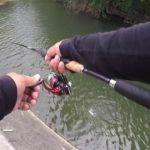 【福岡県バス釣り】台風の時は釣り行っちゃダメ〜風が吹いてもレアリススピン