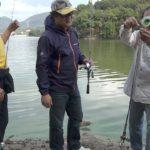 六平太のブラックバス釣り2016.11 府中湖・楠見池