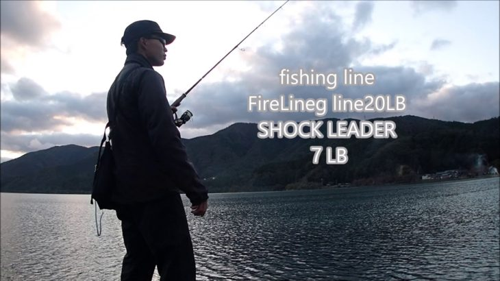 Bass fishing Hokuto Lake 琵琶湖の北のブラックバス釣り
