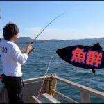 #2 飛び回る魚の群れにルアーを投げ込んだら・・・