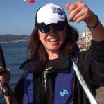 海釣り公園で簡単フィッシング 平磯海づり公園(四季の釣り/2019年10月25日放送分)