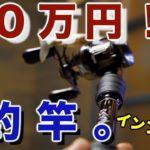 20万円するバス釣り用の竿を良いところ悪いところインプレしていく!【drt】