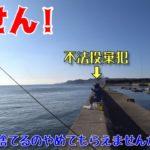 堤防に魚やゴミを投げ捨てた悪質釣り人に抗議したら…(Vol.306)