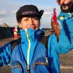 第一回楽釣会石狩沖堤防釣り大会前編‼️