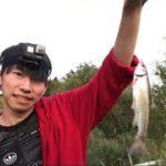 【川釣り】魚たくさん釣り上げろ!
