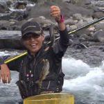 【釣り百景】#222 四国大鮎釣行!心許せる名手二人が四万十川に挑む