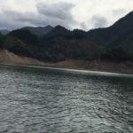 ブラックバスの聖地 池原ダムで2馬力ボート