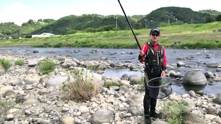 【Honda 釣り倶楽部】 アユ友釣り入門講座 CHAPTER 03 仕掛けをセットする