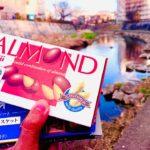 【バレンタイン】近所のドブ川でチョコレートで釣りしてみました!