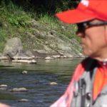 釣具のイヴ 宮崎県で鮎釣り 2015 08 20