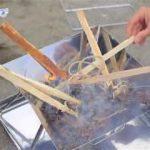桂川(松留放水口)6月下旬の鮎釣り釣果と昼飯バーベキュー/result sweetfish katura river 20200626