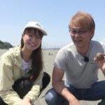鉄ぶら~堤防釣り&潮干狩り in 三河湾~