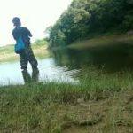 ド素人が野池でブラックバスをひたすら釣る【後編】