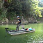 バス釣り旅 ダム湖のスレたバスを狙う【サイトフィッシング】