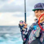 デカいルアーで青物を釣りまくる女子と釣りに行ったら…