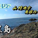 【島根県 磯ふかせ釣り】坂浦エリア 黒島で逆転のウマヅラ!【山陰日本海】