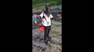 【承運釣魚趣】我的磯釣初體驗厚殼仔
