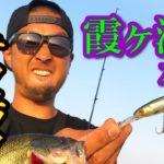 霞ヶ浦水系★イチバン釣ってるテクを公開する!