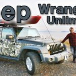 【釣り車】ジープ・ラングラーアンリミテッドを紹介!【Jeep】