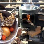 イカで釜めしを作るはずが高級料理に!!