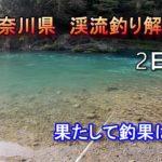 [釣り]神奈川県 相模川水系渓流釣り解禁 2日目 2020年4月