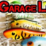 【Garage Live】クランクベイトについて語る【5月1日】