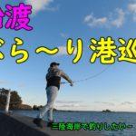 【防波堤釣り】岩手県大船渡防波堤の釣り場を探してた結果!?