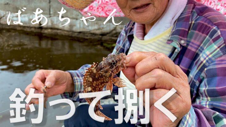 ガラカブ釣って味噌汁にすっばい