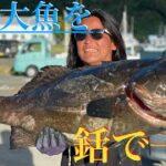 とんでもない巨大魚との死闘をご覧あれ。/コクハンアラ 100cm 16kg