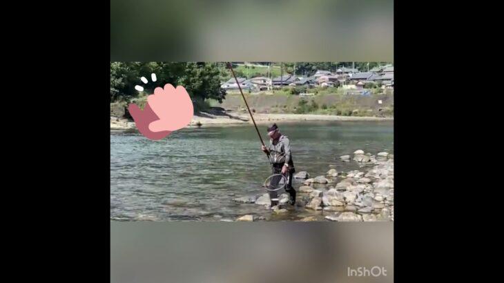好ちゃんの鮎釣り③2021.0.255