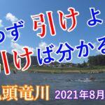 【鮎釣り】九頭竜川が楽しすぎた!2021年8月29日