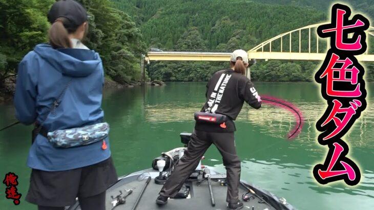 ほとんどの釣り人が知らない「湖底に沈む墓場」にルアーを投げ込んだ瞬間…