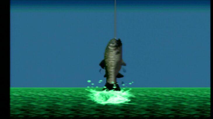 【PS1】川のぬし釣り ~秘境を求めて~ – Part _ 004
