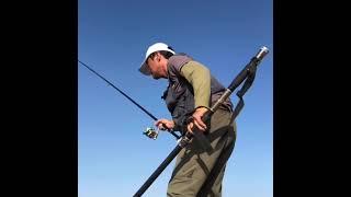 銚子堤防カイズ釣り